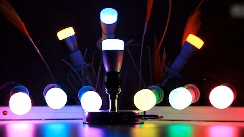 Xiaomi Mi smart inteligentná žiarovnka yeelight philips