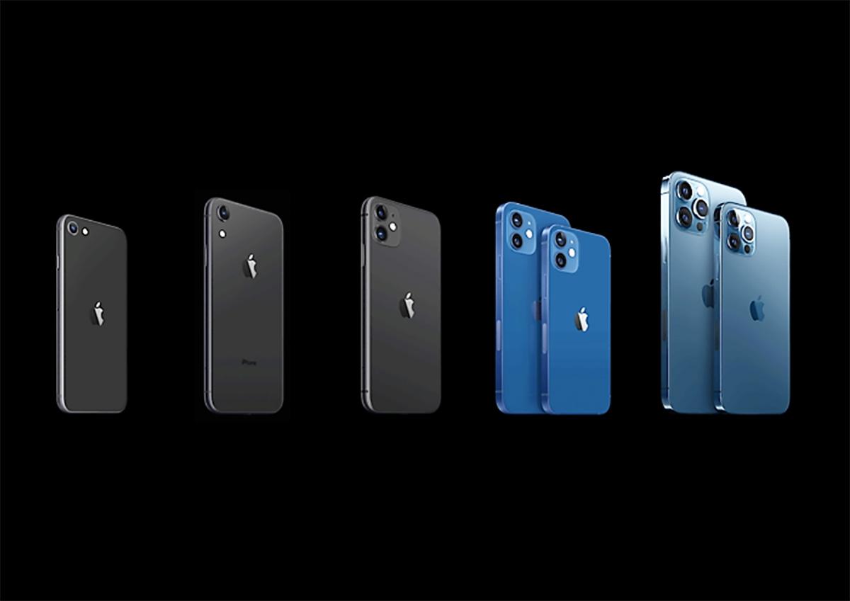 Porovnanie apple iphone pre rok 2021 najlepšie iphony